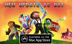 planet of cubes, minecraft, minecraft free, game update