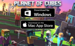 planet of cubes, giveaway, giveawaypromo, paidtofree
